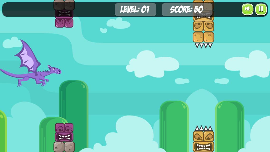 flap dragons online game