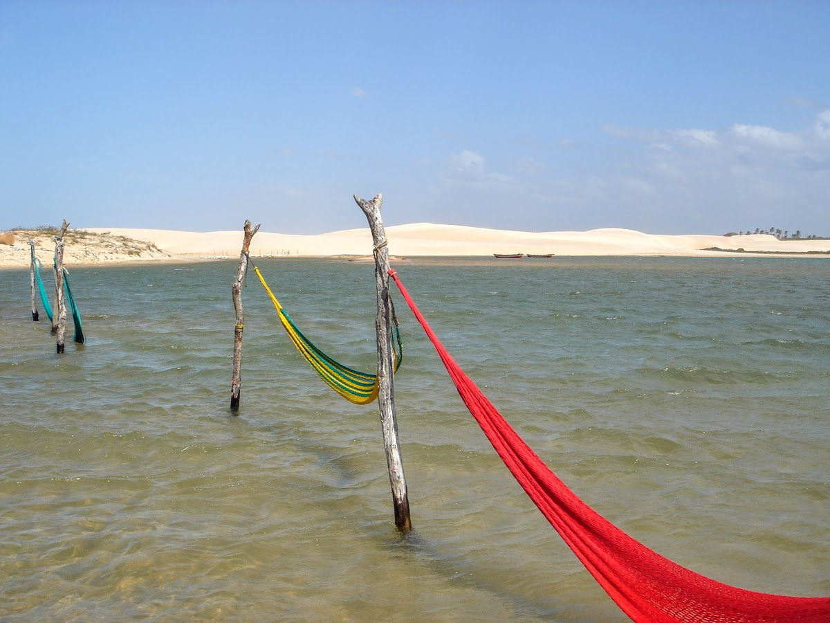 Tatajuba Dunes & Lagoon
