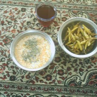 Yayla Çorbası - Yogurt Soup