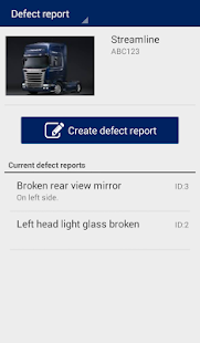 Scania Fleet Management- screenshot thumbnail