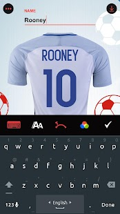 Make My Football Jersey- screenshot thumbnail