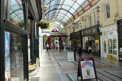 Places to shop in Bournemouth