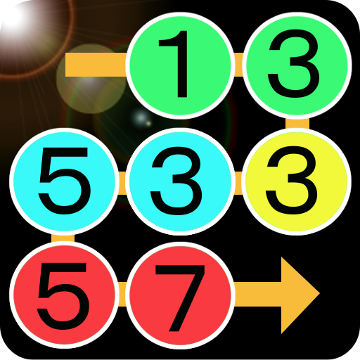 Brain Game : numbers & colors 教育 App LOGO-APP開箱王