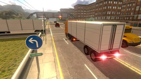 Truck Simulator 2019 Apk MOD (Free Shopping) 4