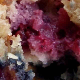 Blackberry Breakfast Cake