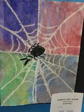 Photo: Spider and Web Grade 1