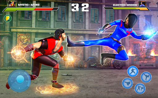 Kung Fu Fight Arena: Karate King Fighting Games modavailable screenshots 10