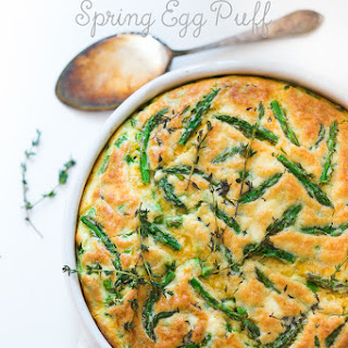 Spring Egg Puff