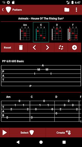 PC u7528 s.mart Pattern (finger picking trainer) 2