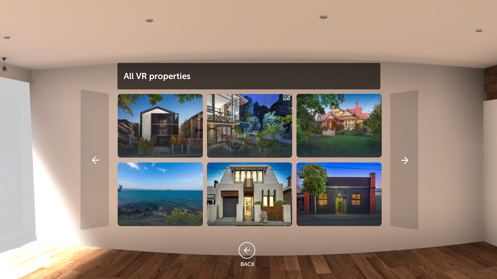 realestate VR- screenshot