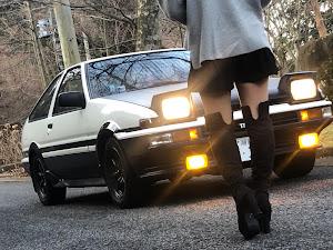 スプリンタートレノ AE86 のカスタム事例画像 なつさんの2019年01月18日19:50の投稿
