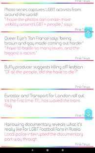Scoop - Lesbian Gay News (LGBTQ) - náhled