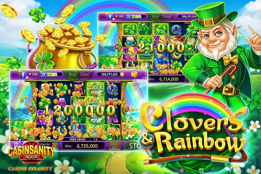 Casinsanity Slots u2013 Free Casino Pop Games apkmr screenshots 24