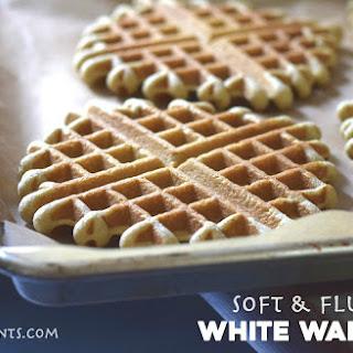 White Waffles