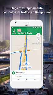 Maps – Navegación y transporte público 1