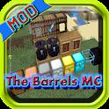 The Barrels Mod Guide MCPE icon