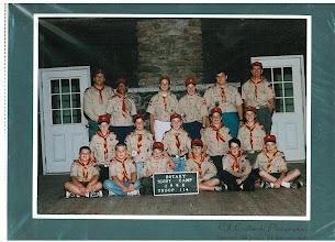 Photo: Rotary 1996