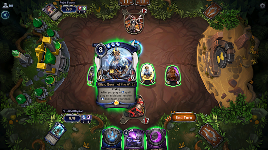 Eternal Card Game - náhled