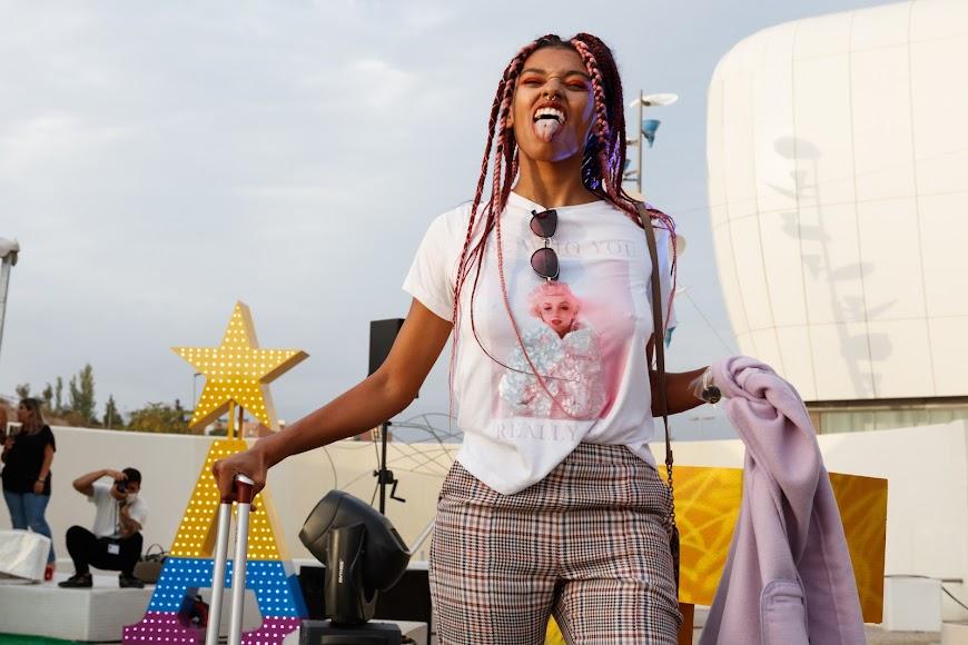 Desfile Festial Urban Fashion, un alegato a favor de la representación de la realidad en las pasarelas.