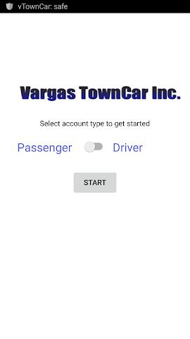 android VTownCar Screenshot 1