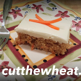 Decadent Carrot Cake