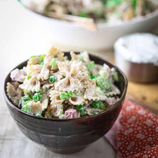Healthy Ham Salad Recipes.