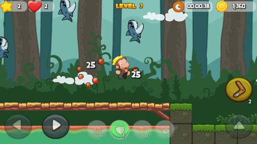 Banana Adventure Rush 7.0 screenshots 1