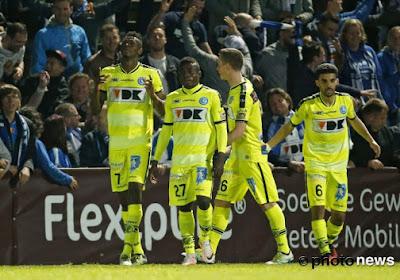 AA Gent wees afgelopen zomer een bod van meer dan 5 miljoen euro af op deze speler