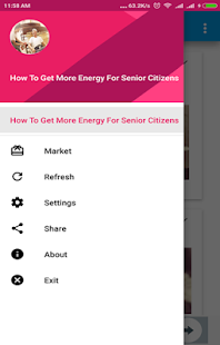 How To Get More Energy For Senior Citizens - náhled