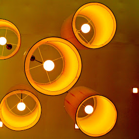 Chandelier by Leony Sibug - Artistic Objects Other Objects ( lights, chandelier, lamp, ceiling lights, bulbs )
