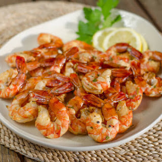 Easy Smoked Shrimp