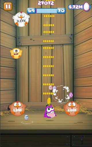Chicken Shooter 2D  captures d'écran 2