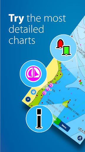 Boating Marine & Lakes Screenshot