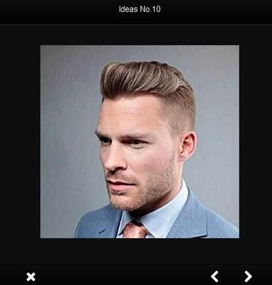 Men Hairstyles Ideas 2016 - screenshot