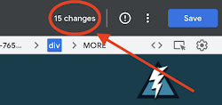 15 changes button