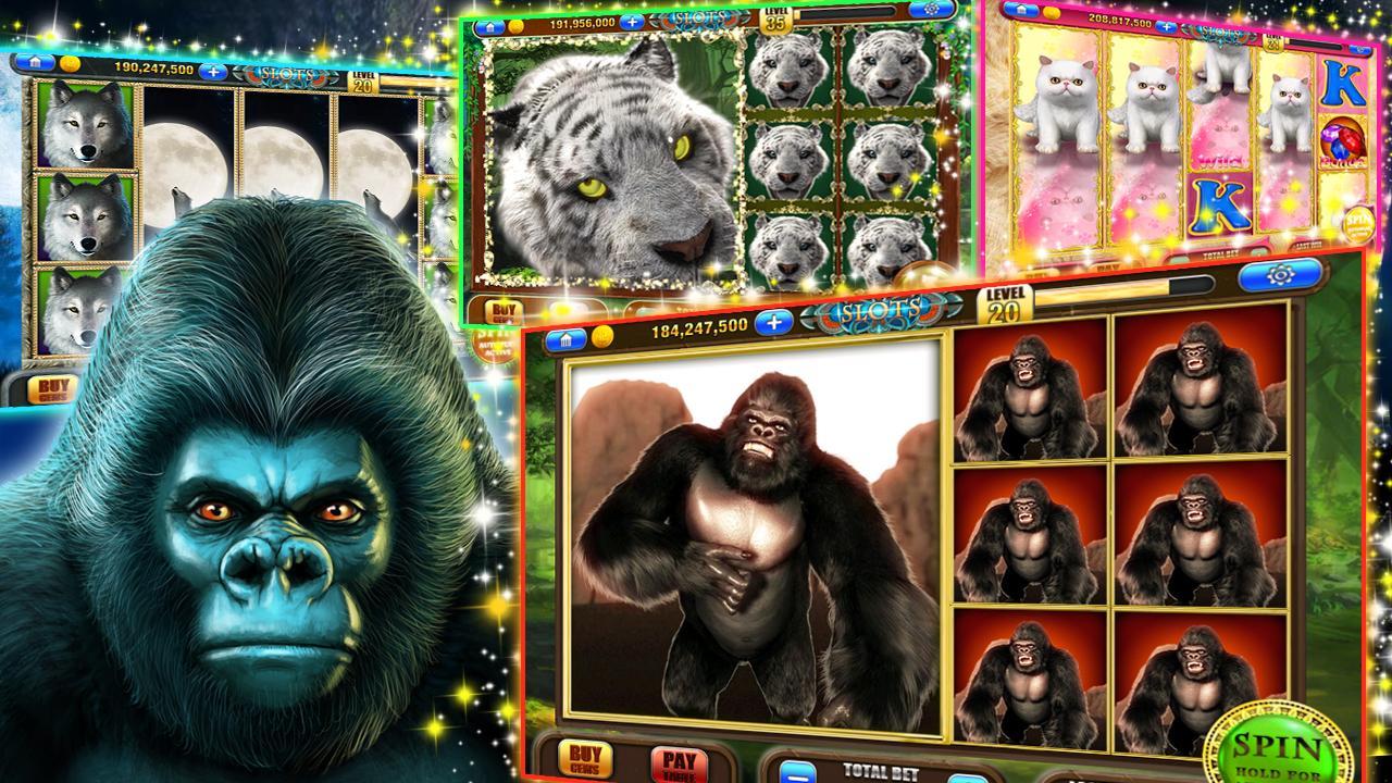 play slot machines free online gorilla spiele