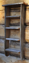 Photo: #5 Ladder Shelf