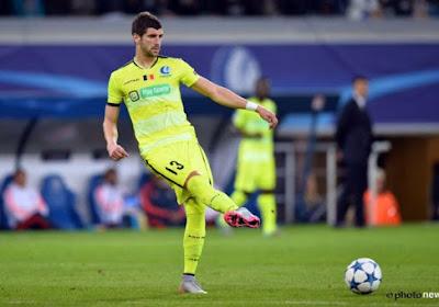 "Mitrovic: ""J'ai laissé Perbet seul"""