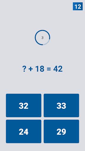 Mathematiqa - Brain Game Aplikácie pre Android screenshot