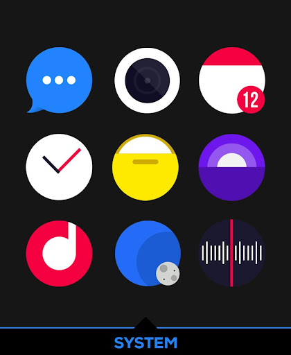 Screenshot for Simplicon Icon Pack in Hong Kong Play Store