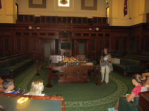 Photo: Old Parliament House - Representatives (closed 1988)