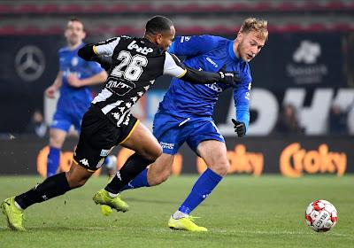 Roman Bezus kan zich eindelijk enkele wedstrijden op rij tonen bij KAA Gent
