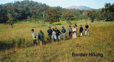 Photo: Border Hiking