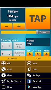 Metronome, Tuner & Piano screenshot 5