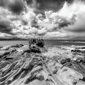 by Antonello Madau - Black & White Landscapes