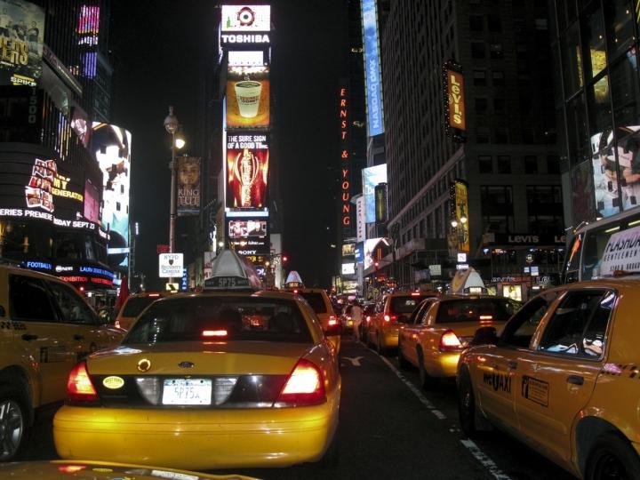 Taxi e colori di Charmer