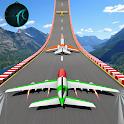 Plane Stunt Racing: Plane Game icon
