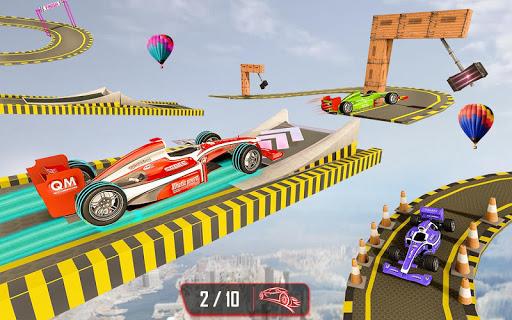 Formula Car Racing Stunts - Impossible Tracks 2019 1.0.11 screenshots 5