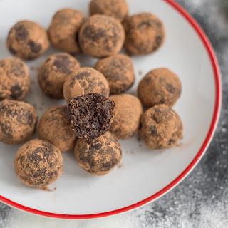 Carob Truffles Recipe