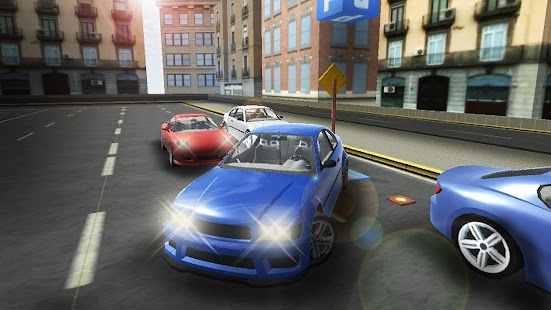 City Car Parking Driver 2016- screenshot thumbnail